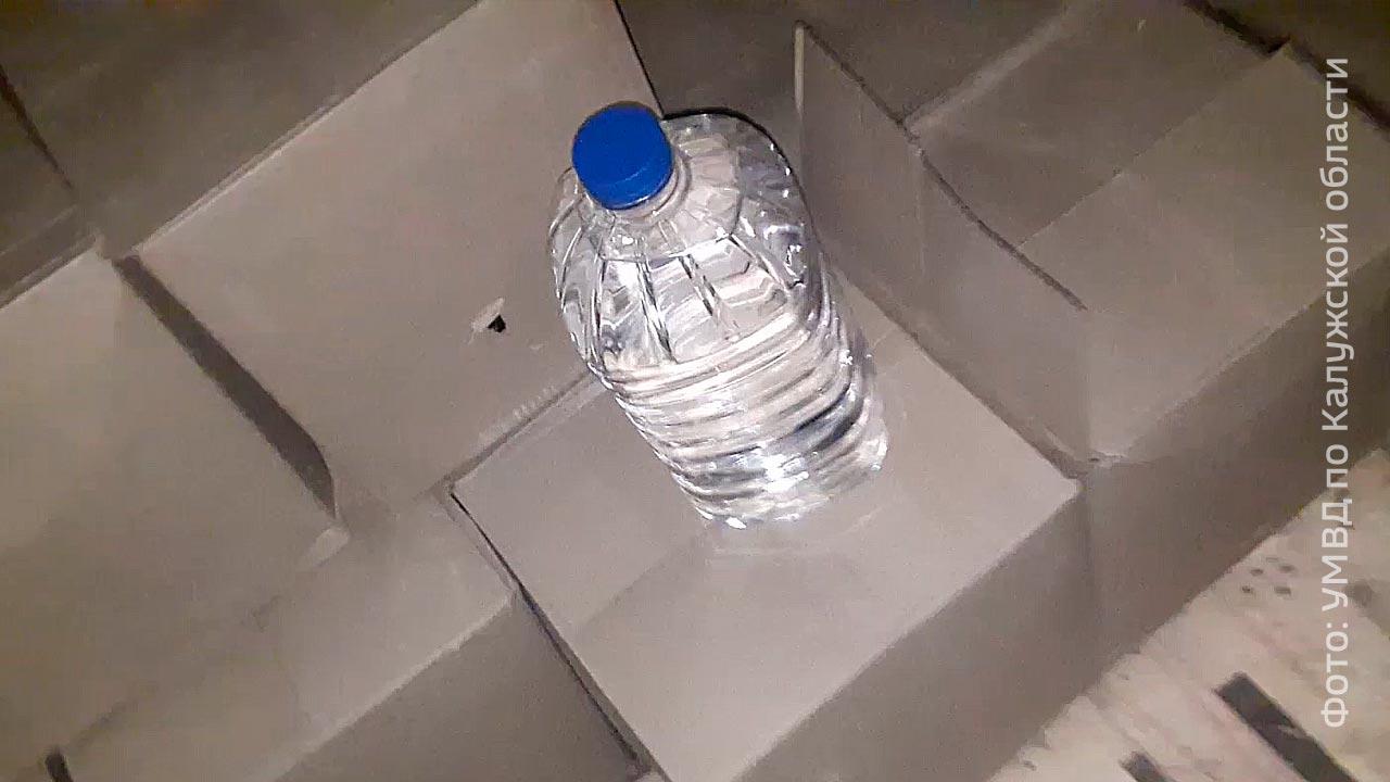Купить полуавтоматическую линию по розливу питьевой воды