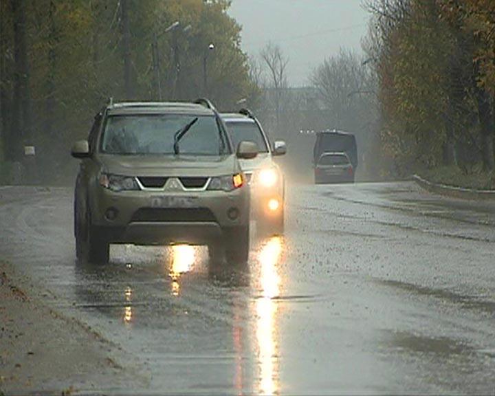 Автовладельцы региона превышают скорость почти на 20 % пути
