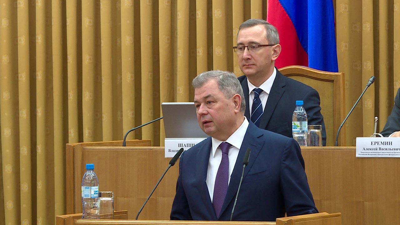 Анатолий Артамонов представит Калужскую область в Совете Федерации