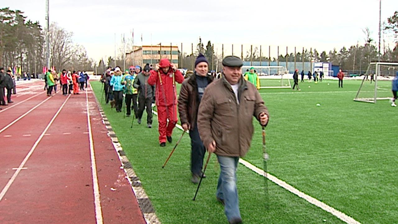 Более 600 спортсменов региона состязались в традиционных зимних сельских играх