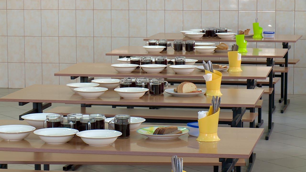 Бесплатное горячее питание для школьников запрещено производить из ГМО