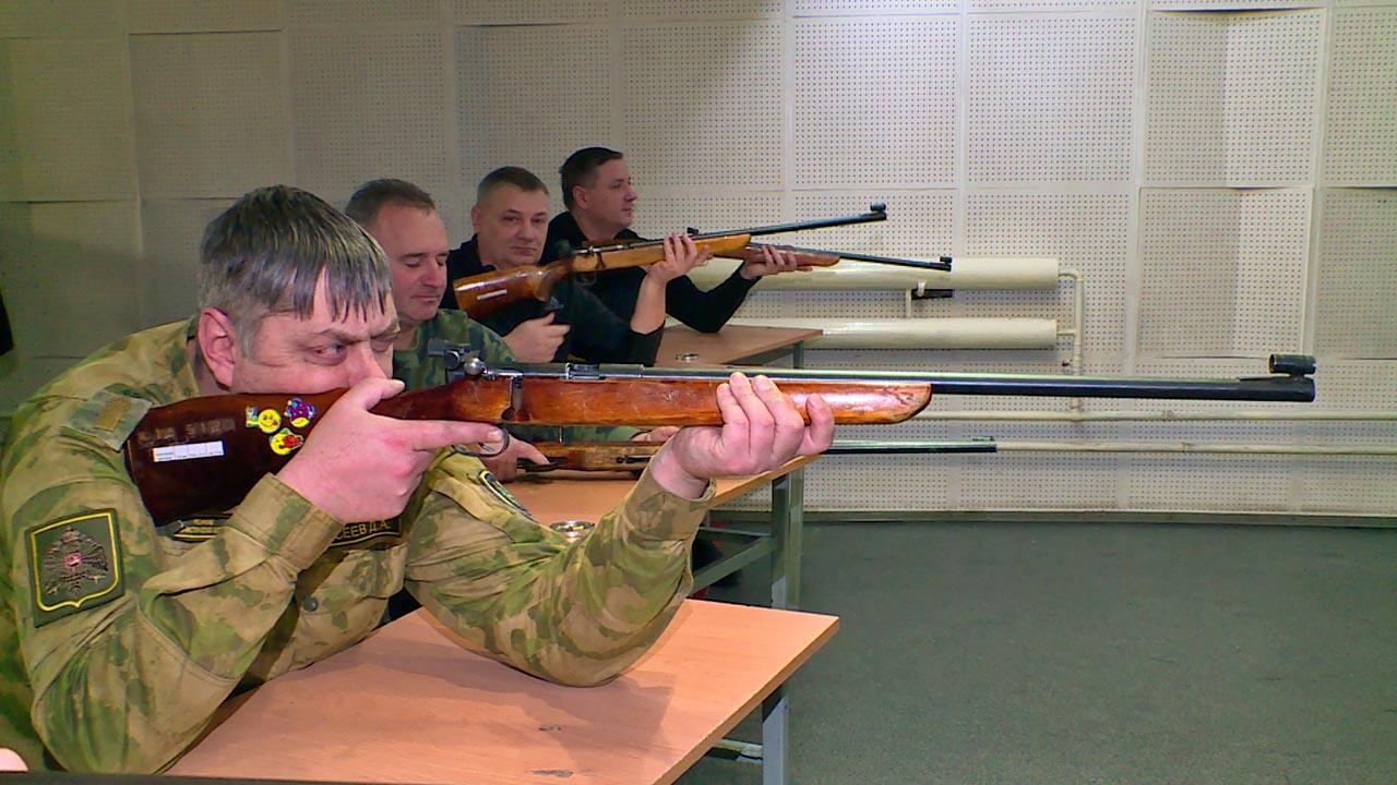 Лучших «Ворошиловских стрелков» выявили в Калуге