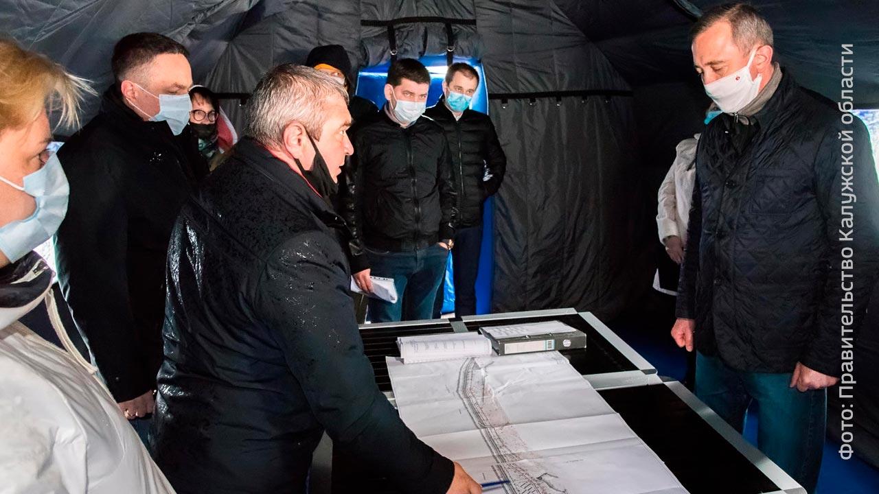 Систему очистки ливневых стоков создадут на Яченском водохранилище