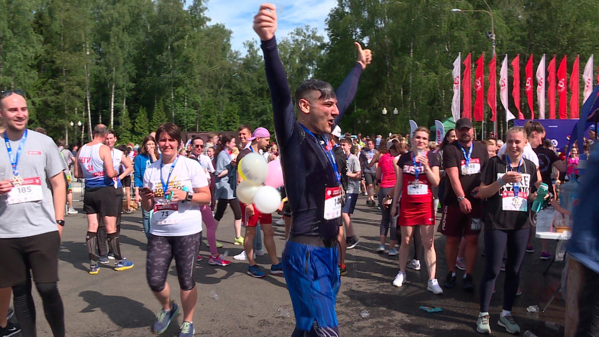 «Космический» марафон в Калуге пройдет 29 августа