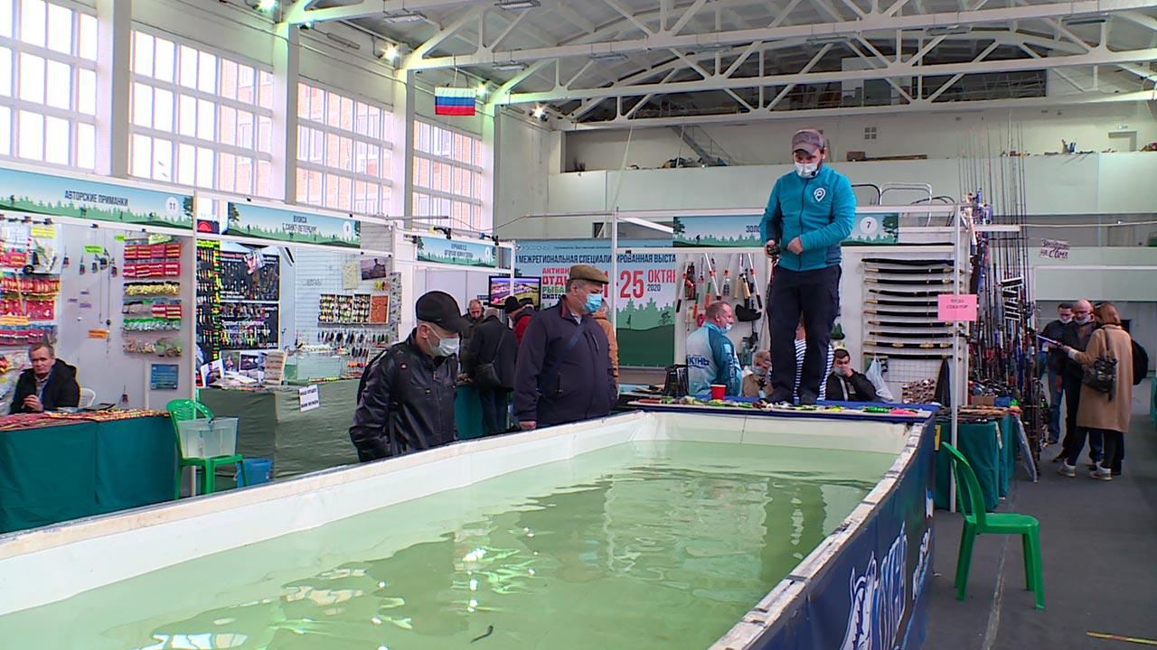 Выставка-ярмарка, посвящённая активному отдыху, открылась в Калуге