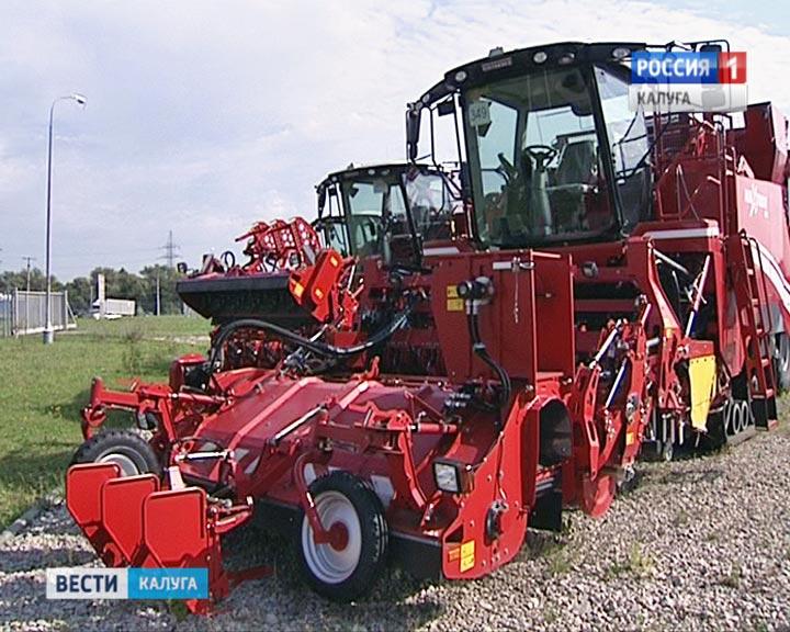 ВКалужской области будут делать белорусскую сельхозтехнику