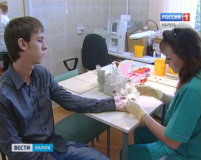 Воронежцы смогут бесплатно проверить свертываемость крови