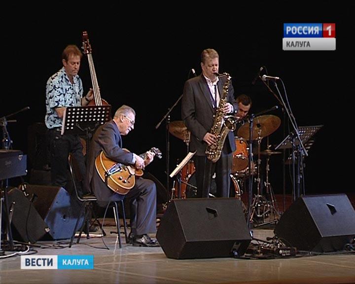 «Джазовая провинция» вЛипецке— посвящение Олегу Лундстрему