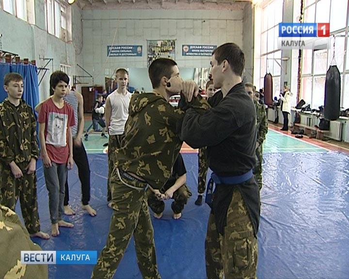 ВАдыгее стартовал Всероссийский месячник оборонно-массовой работы