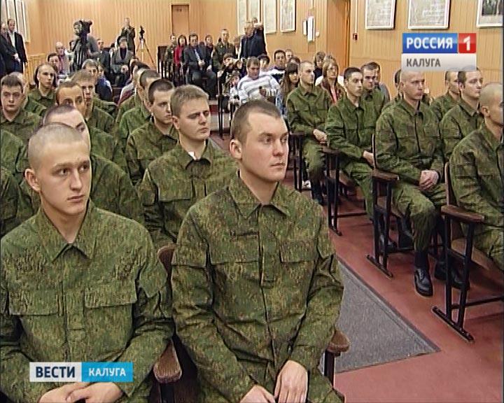 Служить ушли 3770 молодых граждан Ростовской области— результаты призыва