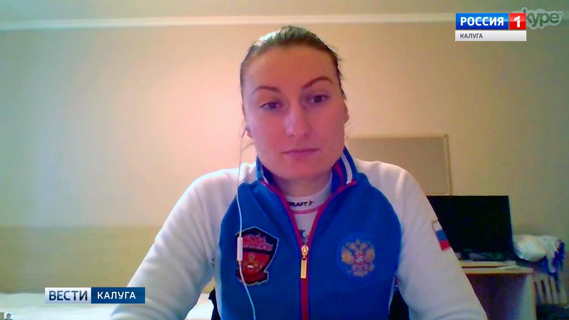 Ольга Граф выиграла «серебро» вкомандной гонке чемпионата Европы